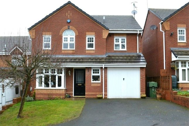 Thumbnail Detached house to rent in Mikado Road, Finstall, Bromsgrove