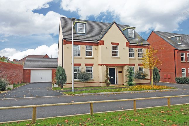 5 bed detached house for sale in Veysey Close, Exeter