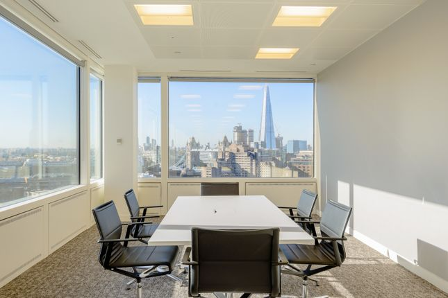 Thumbnail Office to let in Thomas More Square, London