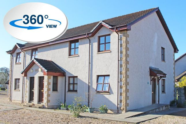 2 bed flat to rent in Mannachie Gardens, Forres IV36