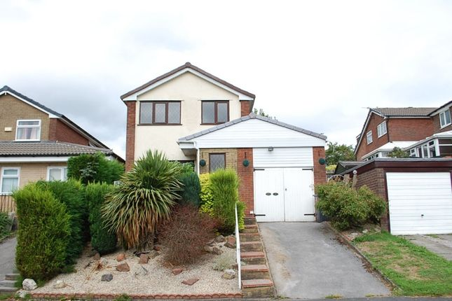 Thumbnail Detached house for sale in Ladysmith Drive, Ashton-Under-Lyne