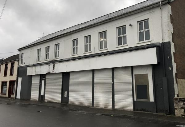 Thumbnail Retail premises for sale in 62 Tramway Road, Hirwaun, Aberdare, Mid Glamorgan