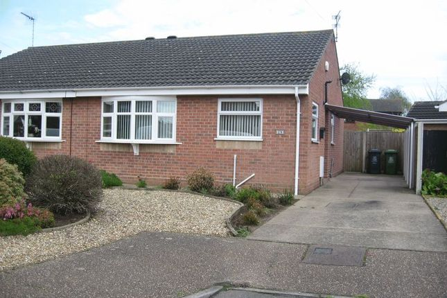 Thumbnail Bungalow to rent in Lark Way, Bradwell, Great Yarmouth