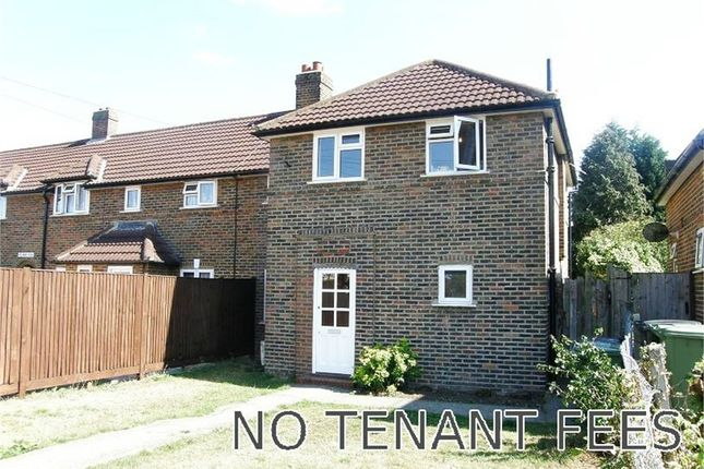 Thumbnail Semi-detached house to rent in Holman Road, Ewell, Epsom
