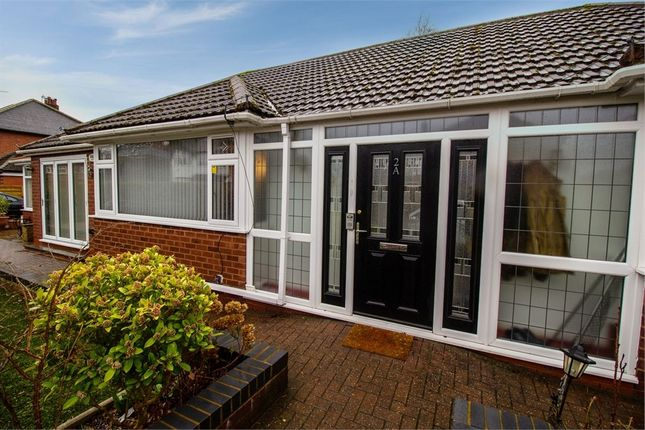 Detached bungalow for sale in Thornham Road, Sale, Cheshire
