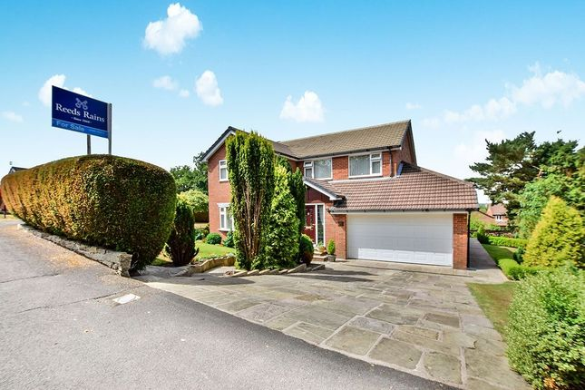 Thumbnail Detached house for sale in Roewood Lane, Macclesfield