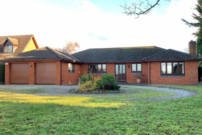 Thumbnail Bungalow for sale in Canon Pyon Road, Hereford