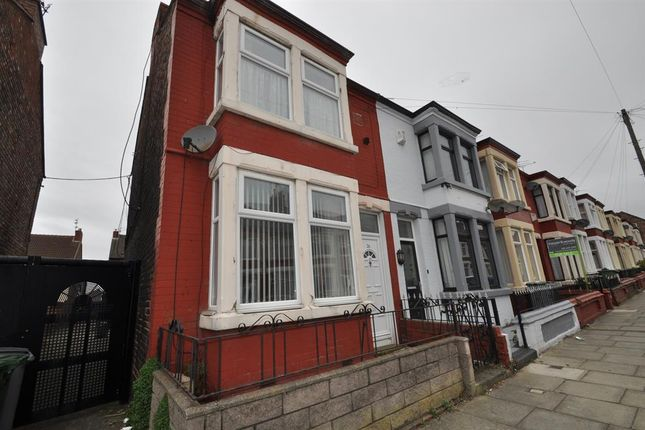 Thumbnail Semi-detached house for sale in Ilford Avenue, Wallasey