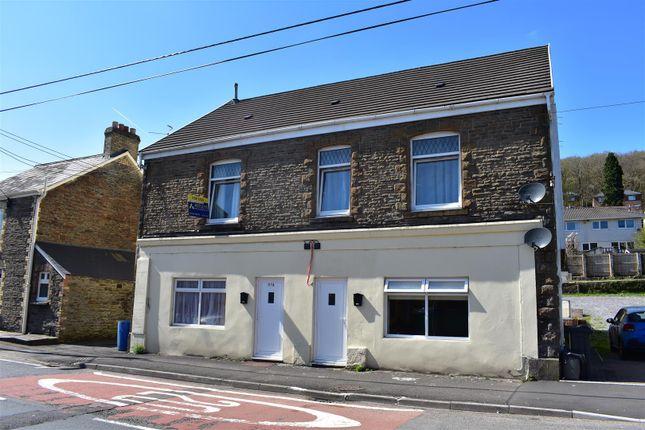 Thumbnail Flat for sale in Swansea Road, Trebanos, Pontardawe, Swansea