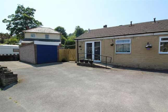 Thumbnail Semi-detached bungalow for sale in Simpson Road, Mytholmroyd, Hebden Bridge