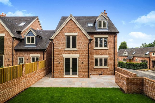 Thumbnail Detached house for sale in Ashby Road, Melbourne, Derby
