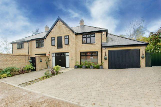 Thumbnail Detached house for sale in Parklands Mews, Hessle, East Yorkshire