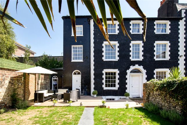 Thumbnail End terrace house for sale in St. James's Place, Brighton, East Sussex