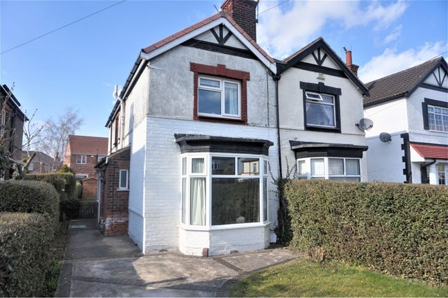 3 bed semi-detached house for sale in Yarborough Road, Grimsby