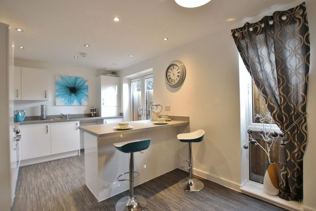 Kitchen Diner of Barleyfield, Pensby, Wirral CH61
