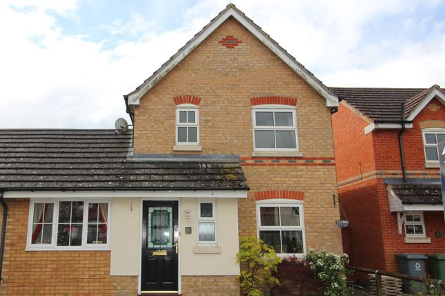 Thumbnail Detached house for sale in The Cains, Taverham