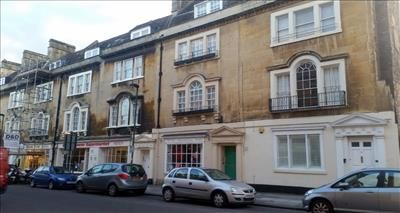 Thumbnail Commercial property to let in 7 St. James's Parade, Bath