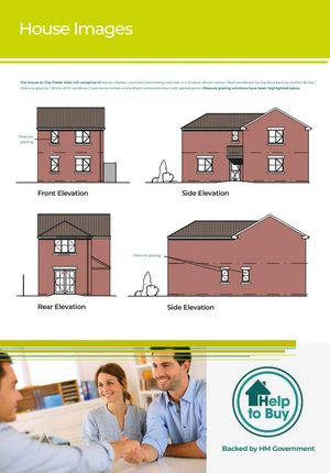 Thumbnail Detached house for sale in Clay Fields View, Clay Cross, Chesterfield