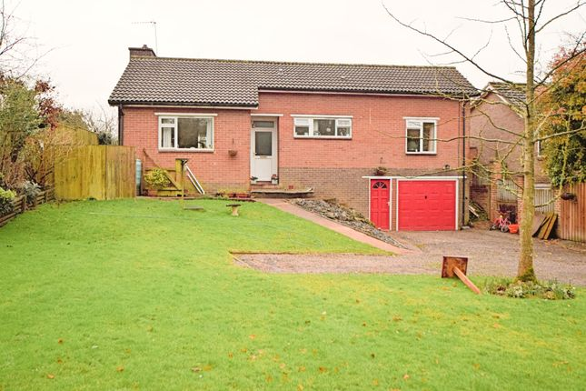 Thumbnail Detached bungalow for sale in Green End Lane, Plymtree