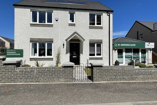 """Thumbnail Detached house for sale in """"The Thurso"""" at Cupar Road, Guardbridge, St. Andrews"""