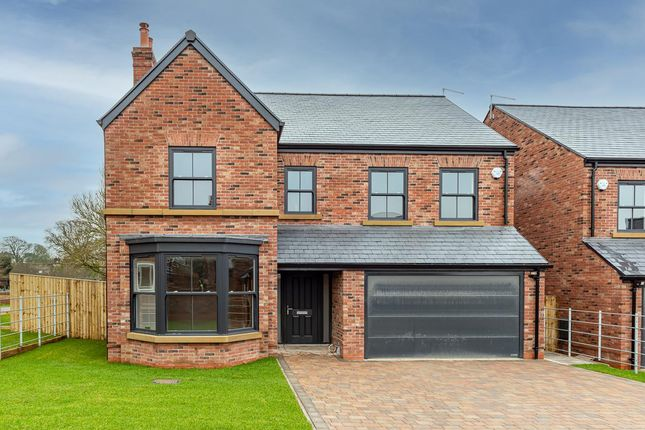 Thumbnail Detached house for sale in Connaught Gardens, St Oswald's Road, Fulford
