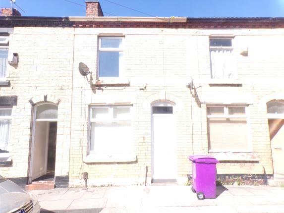 Front of Sedley Street, Liverpool, Merseyside L6