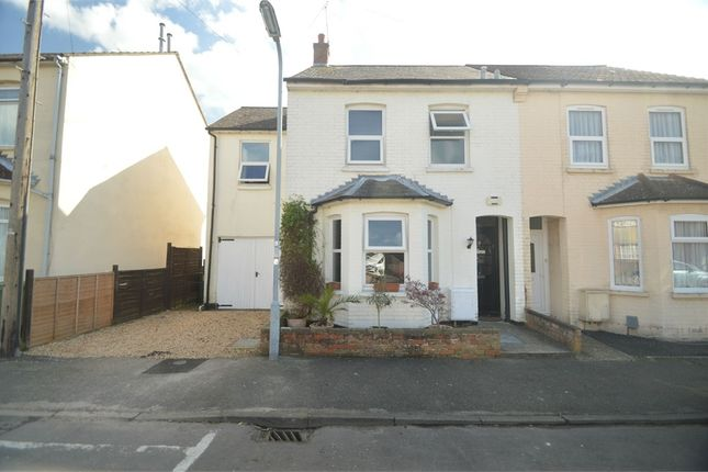 Thumbnail Semi-detached house for sale in Institute Road, Aldershot, Hampshire