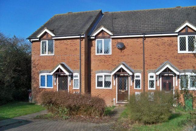 Thumbnail Terraced house to rent in Inglewood Drive, Basingstoke