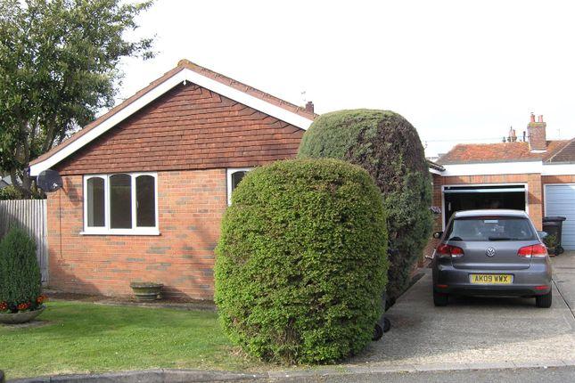 Thumbnail Detached bungalow to rent in Dacre Road, Herstmonceux, Hailsham