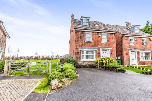 Thumbnail Detached house for sale in Craig Meadows, Ringmer, Lewes, East Sussex