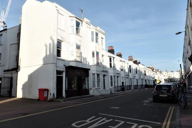 Thumbnail Flat to rent in St. Georges Road, Brighton