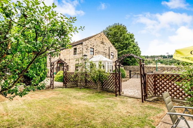Thumbnail Barn conversion for sale in Dawslack, Low Utley, Keighley