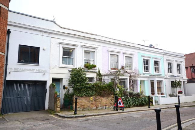 Thumbnail Terraced house for sale in Beaumont Mews, Kentish Town, London