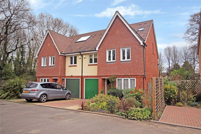 Thumbnail Semi-detached house for sale in St. Johns, Woking, Surrey