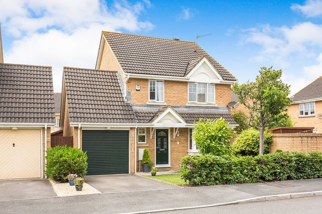 Thumbnail Detached house for sale in Lambourne Way, Portishead, Bristol