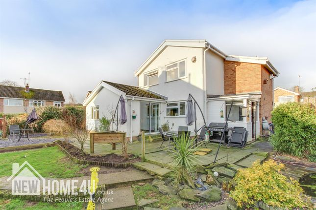 Thumbnail Detached house for sale in Chestnut Road, Mold