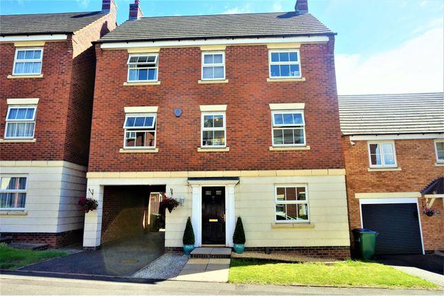 Thumbnail Detached house for sale in Glaslyn Avenue, Rowley Regis