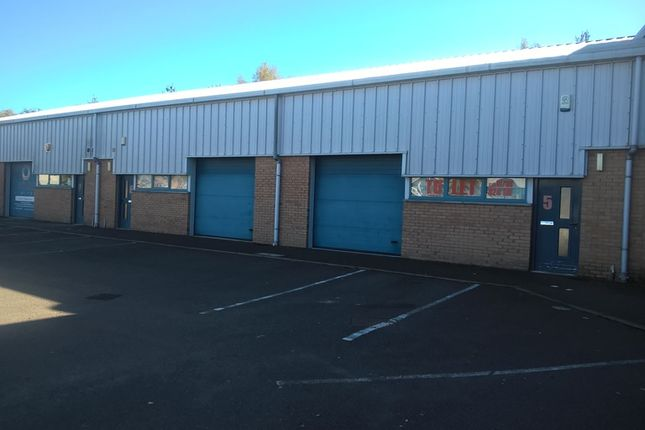 Thumbnail Industrial to let in Glen Road, Plean, Stirling