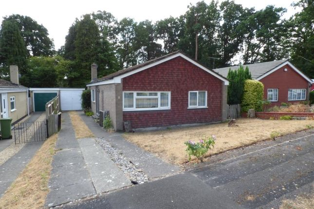 Thumbnail Detached bungalow for sale in Lockwood Close, Farnborough