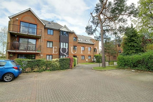 Thumbnail Flat for sale in Mulberry Lodge, The Ridgeway, Enfield