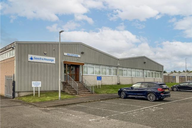 Thumbnail Light industrial for sale in Unit M-N, Telford Road, Eastfield Industrial Estate, Glenrothes, Fife