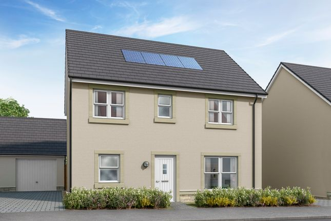 Thumbnail Detached house for sale in Milne Meadows Old Craighall, East Lothian