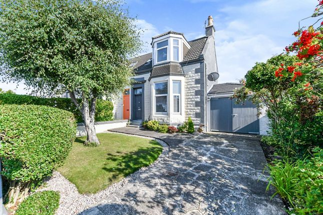Thumbnail Semi-detached house for sale in Caledonia Road, Ardrossan
