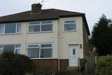Thumbnail Semi-detached house to rent in Woodhill Crescent, Horsforth, Leeds