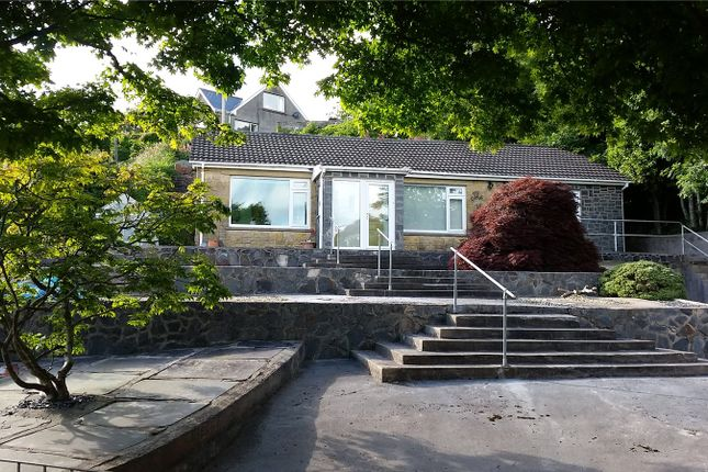 Thumbnail Detached bungalow for sale in The Haven, Amroth, Narberth, Pembrokeshire