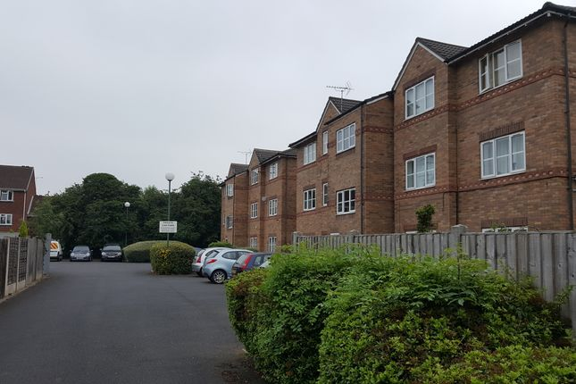 Thumbnail Flat to rent in Lingfield Court, Anderton Road, Coventry