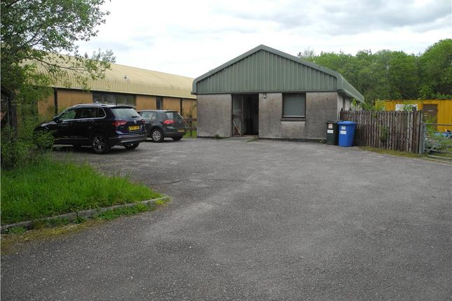 Thumbnail Industrial for sale in Unit 42, Ben Nevis Industrial Estate, Fort William, Highland