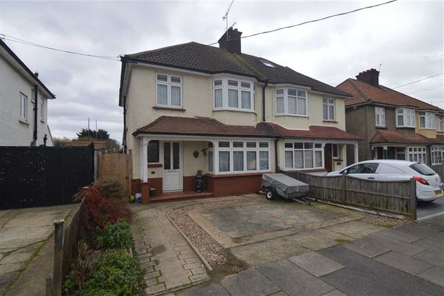 Thumbnail Semi-detached house for sale in Barstable Road, Stanford-Le-Hope, Essex