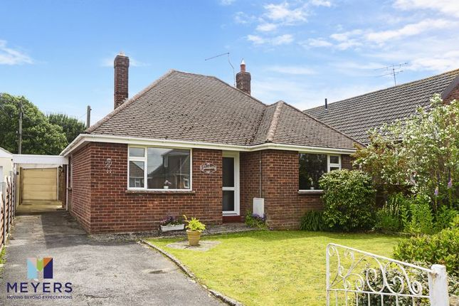 Thumbnail Detached bungalow for sale in Frome Avenue, Wool BH20.