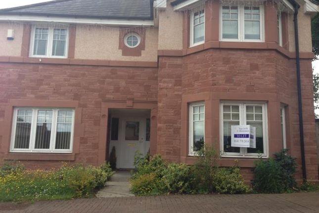 Thumbnail Detached house to rent in Manor Drive, Coatbridge